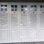 Pintu garasi minimalis terbaru